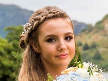 Eboney Cheshire, una niña de 13 años fallecida por sobredosis