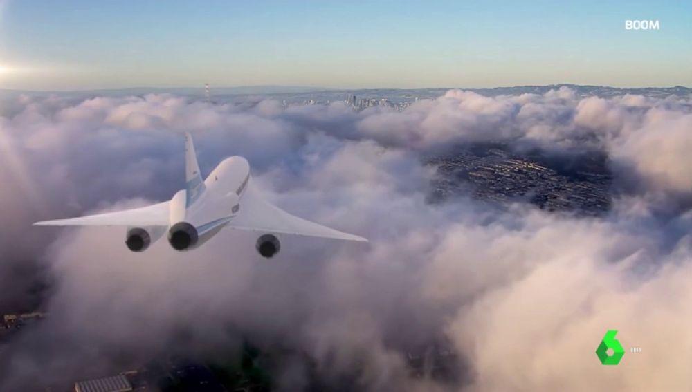 El Concorde resucita casi dos décadas después: