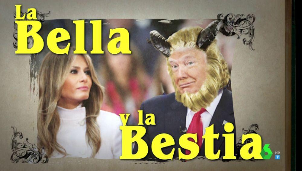 """Frank Blanco asustado al escuchar el cuento de Melania Trump contado por Miki Nadal: """"De cuento a pesadilla"""""""