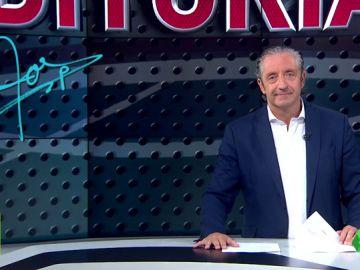 """Josep Pedrerol: """"Si se rompe la operación Barça-Neymar... Florentino recibirá la llamada del jeque del PSG"""""""