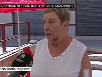 """Habla la víctima del violento robo en Santa Pola: """"Me pusieron un cuchillo en el cuello y me preguntaron por el dinero"""""""