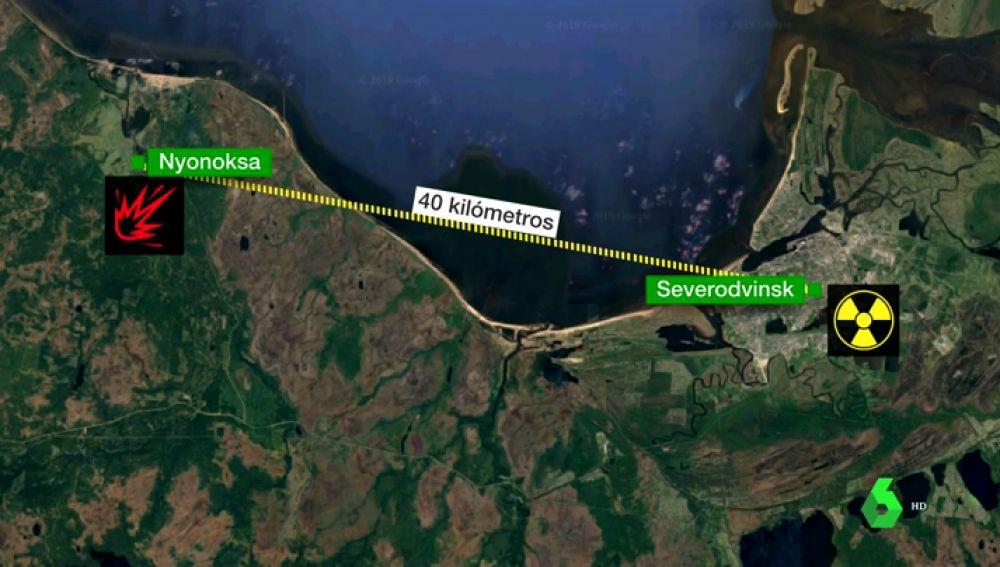 Detectan un nivel inocuo de yodo radioactivo en el norte de Noruega