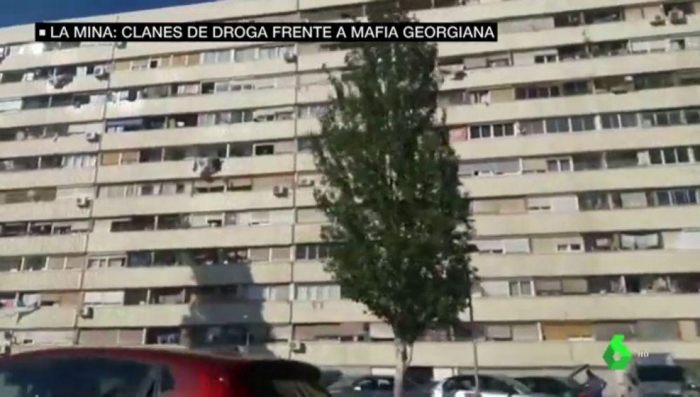 El barrio de La Mina vuelve a ser epicentro del crimen tres décadas después: de El Vaquilla a las mafias georgianas