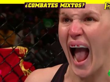El campeón de UFC que ha retado a la campeona de su categoría a un combate