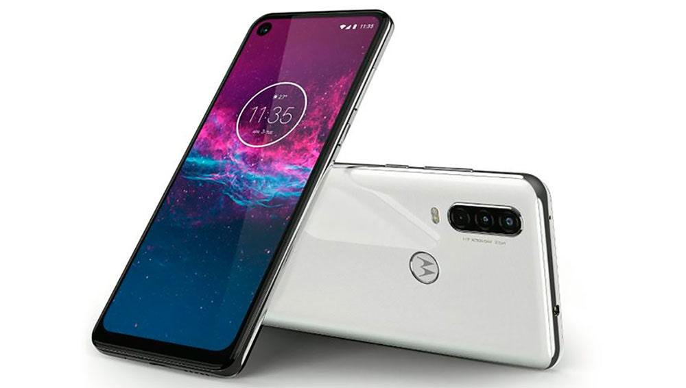 Motorola One Action y su triple cámara