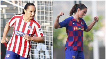 Atlético y Barcelona, únicos equipos españoles en Champions