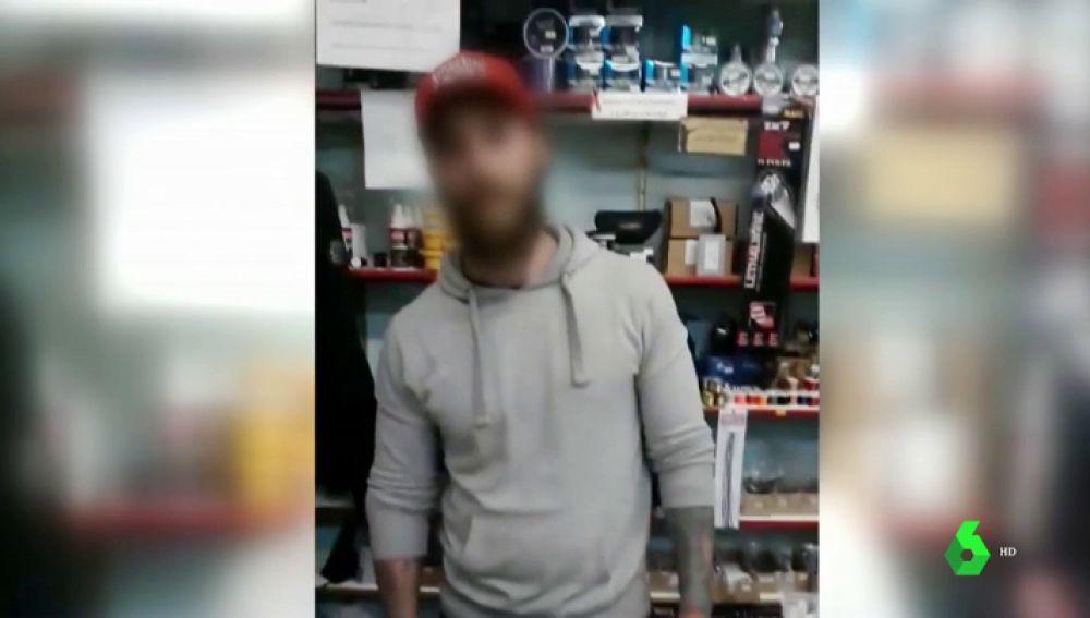 El detenido por el asesinato de la joven en Meco