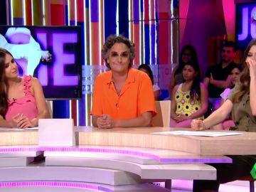"""El look de Blanca Suárez que por fin """"ha fascinado"""" a Josie: ¡momentazo en Zapeando!"""