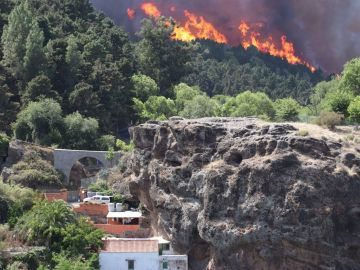 Nuevo incendio en Gran Canaria