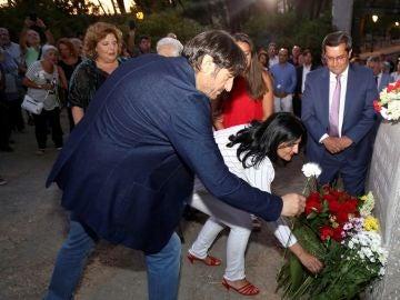 Homenaje a Federico García Lorca en Granada