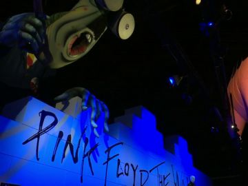 'The Pink Floyd Exhibition'  en IFEMA, Madrid