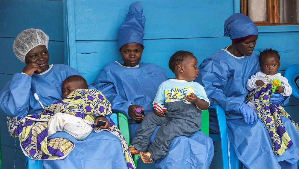 El ébola desde los ojos de un niño de la República Democrática del Congo