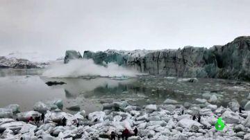 Primer glaciar que desaparece en Islandia