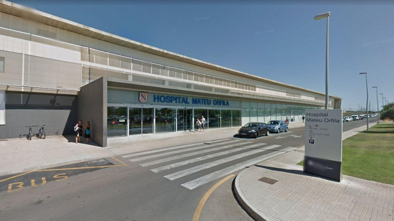 Hospital Mateu Orfila de Mahón