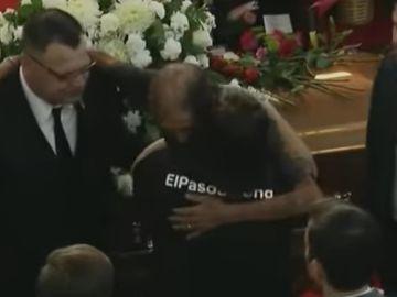 Funeral de una de las mujeres asesinadas en el tiroteo de El Paso, Texas