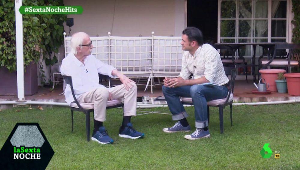 Iñaki López entrevista a Antonio Escohotado