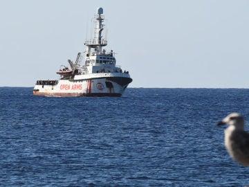 El barco Open Arms