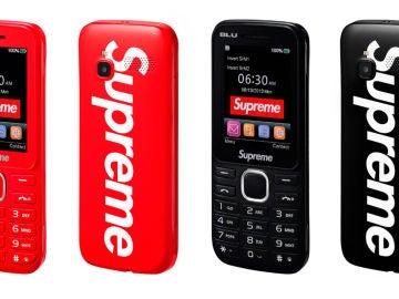 El teléfono de Supreme
