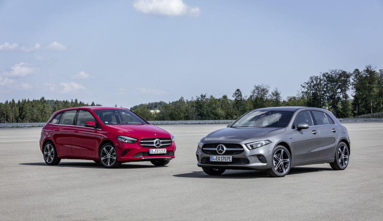 Mercedes A250e / B250e