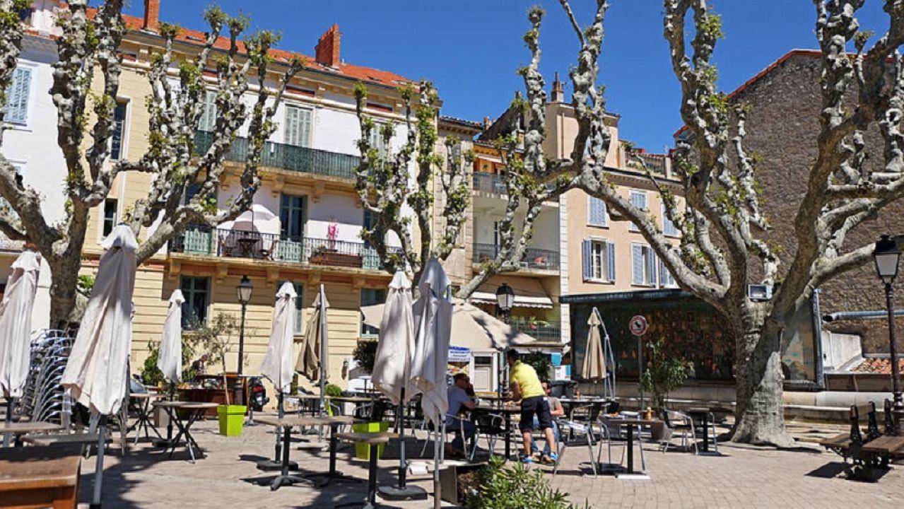 Le Cannet, al sur de Francia