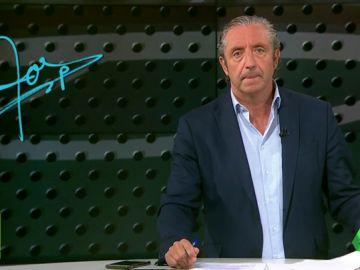 """Josep Pedrerol: """"Persigamos a los jugadores violentos y defendamos… a los artistas"""""""