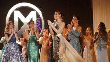 María del Mar Aguilera se hace con la corona de Miss World Spain 2019
