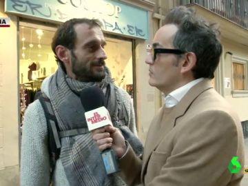Cuando Santi Villas preguntó a los ciudadanos de Barcelona sobre sus inquietudes