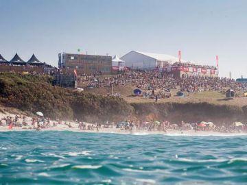 Música y surf en Ferrolterra
