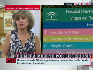María Luisa Carcedo: