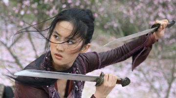 Imagen de la actriz Liu Yifei