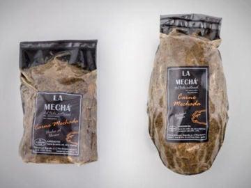 La carne mechada retirada por contener Listeria