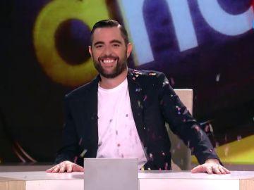 Zapeando recibe en septiembre a su nuevo presentador: ¡Dani Mateo!