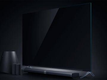 Uno de los televisores de Xiaomi