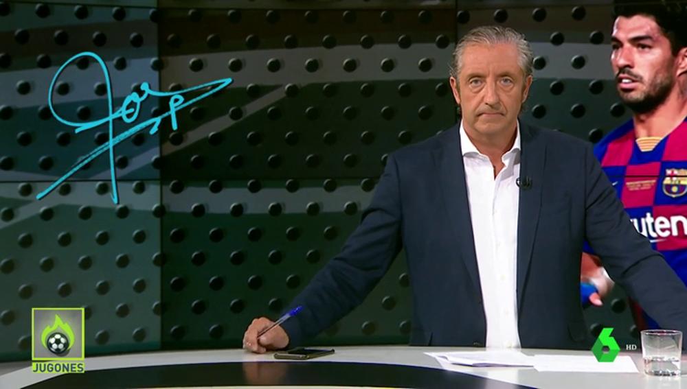 """Josep Pedrerol: """"Cuando te lesionas, te quedas en casa y trabajas. Lo demás es una tomadura de pelo"""""""