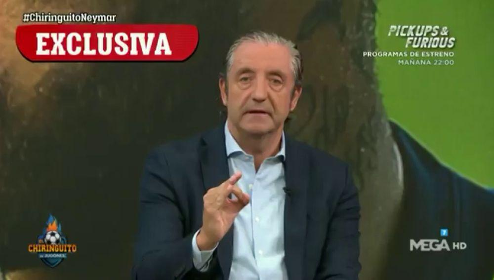 """Exclusiva de Josep Pedrerol: """"Si el PSG acepta una cesión de Neymar al Barcelona, el Real Madrid entrará a los 10 segundos"""""""