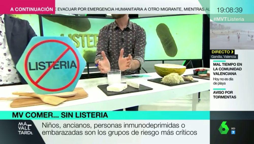Fiambres, quesos blandos, brotes... Qué alimentos evitar y precauciones en la cocina para prevenir la listeriosis
