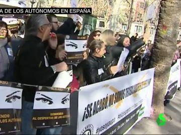 Radiografía de los autónomos en España