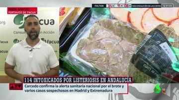 """Facua critica la gestión de la Junta con el brote de listeriosis: """"Es muy preocupante que una Consejería dé información falsa"""""""