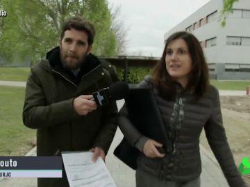 Así fue la entrevista de Gonzo a una profesora implicada en el 'Caso Cifuentes'