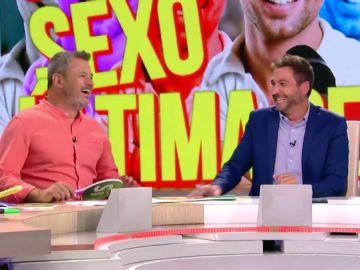 Frank Blanco confirma su 'cortito desliz' con Miki Nadal