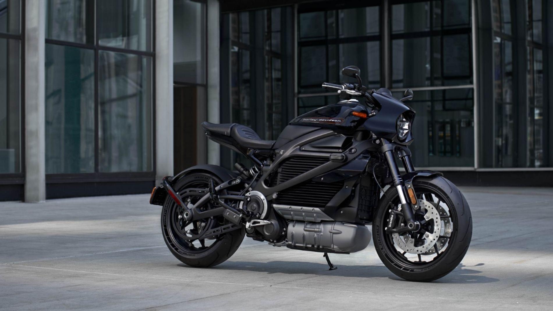 Motocicleta eléctrica LiveWire