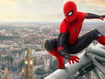 Imagen promocional de 'Spider-Man, lejos de casa'