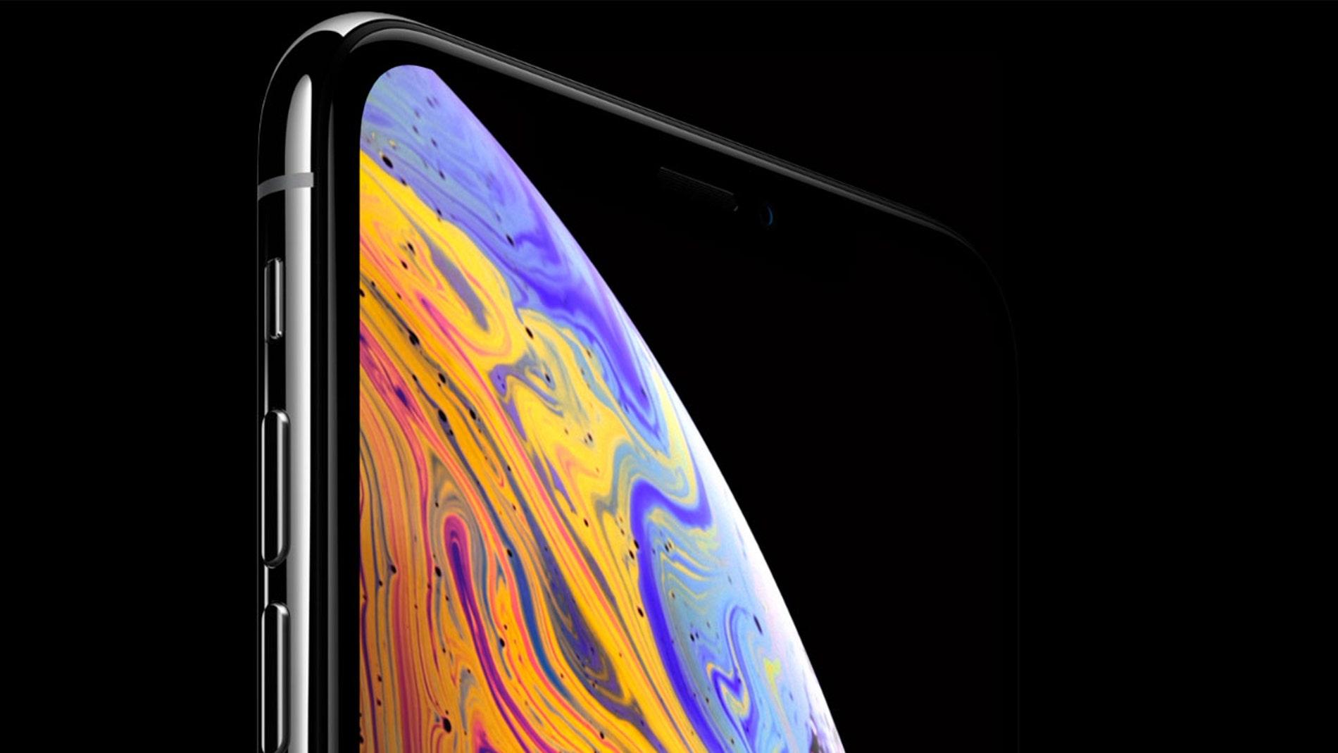 El iPhone XS con pantalla OLED