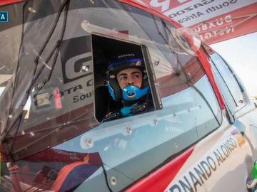 Así prepara Fernando Alonso el Dakar, el mayor reto de su carrera