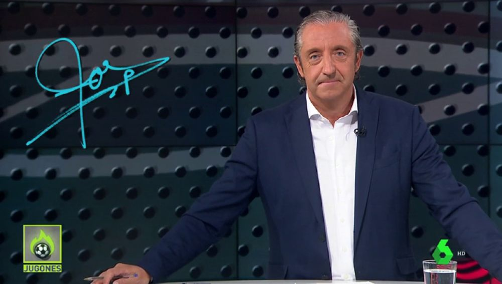 "Josep Pedrerol: ""La Caixa perdió a un buen director, pero España ganó a Robert Moreno, un seleccionador... que tiene crédito"""