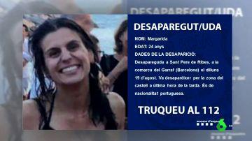 Desaparecida una joven en Sant Pere de Ribes, Barcelona