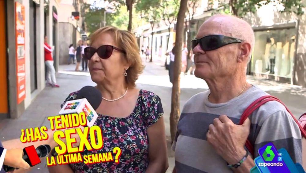 Zapeando sale a la calle para averiguar la frecuencia en la que los ciudadano practican sexo