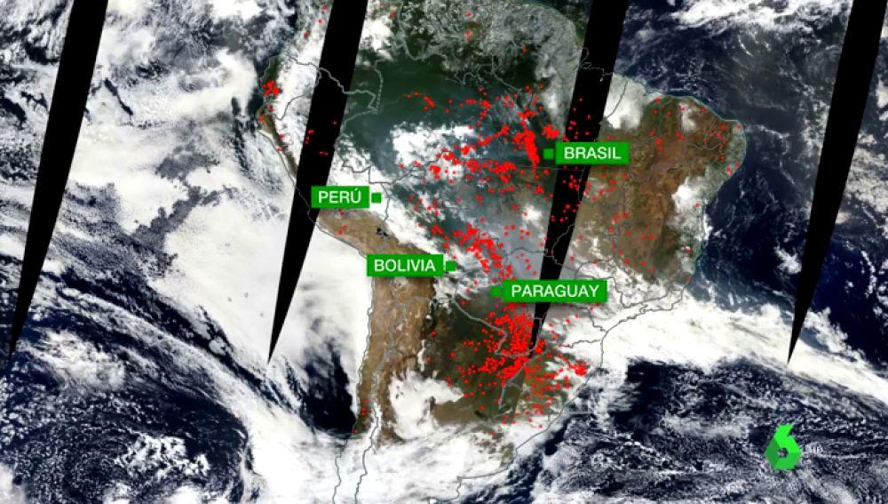 La catástrofe climática del Amazonas: 68 reservas protegidas han desaparecido y las tribus indígenas podrían dejar de existir
