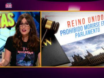 En Reino Unido está prohibido morirse en el Parlamento: las leyes más sorprendentes de este país