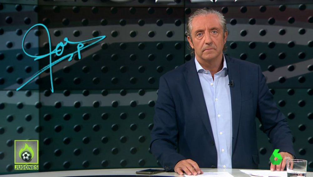 """Josep Pedrerol: """"No todo el mundo puede ser portero del Real Madrid. Keylor ha demostrado que sí"""""""